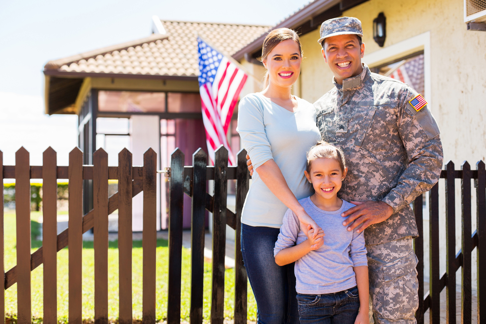 Free Respite Care for Children of Active Duty Military in Texas
