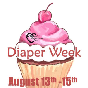 Diaper Week August 13th to 15th